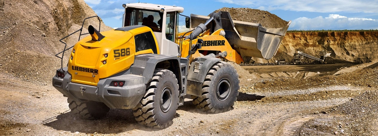 Used Machines Equipments Spareparts Portal Liebherr