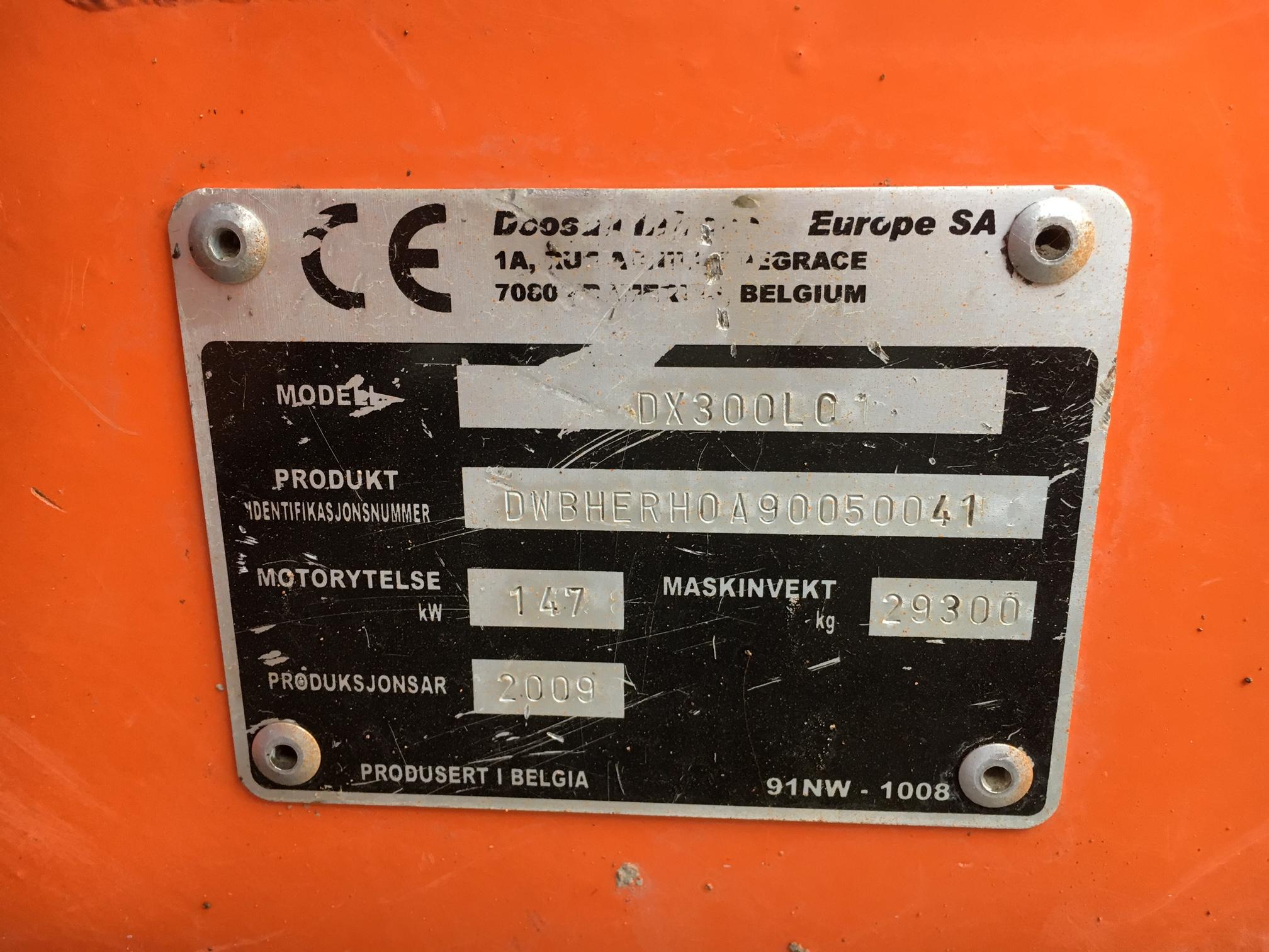 Doosan DX300 LC  (17).JPG