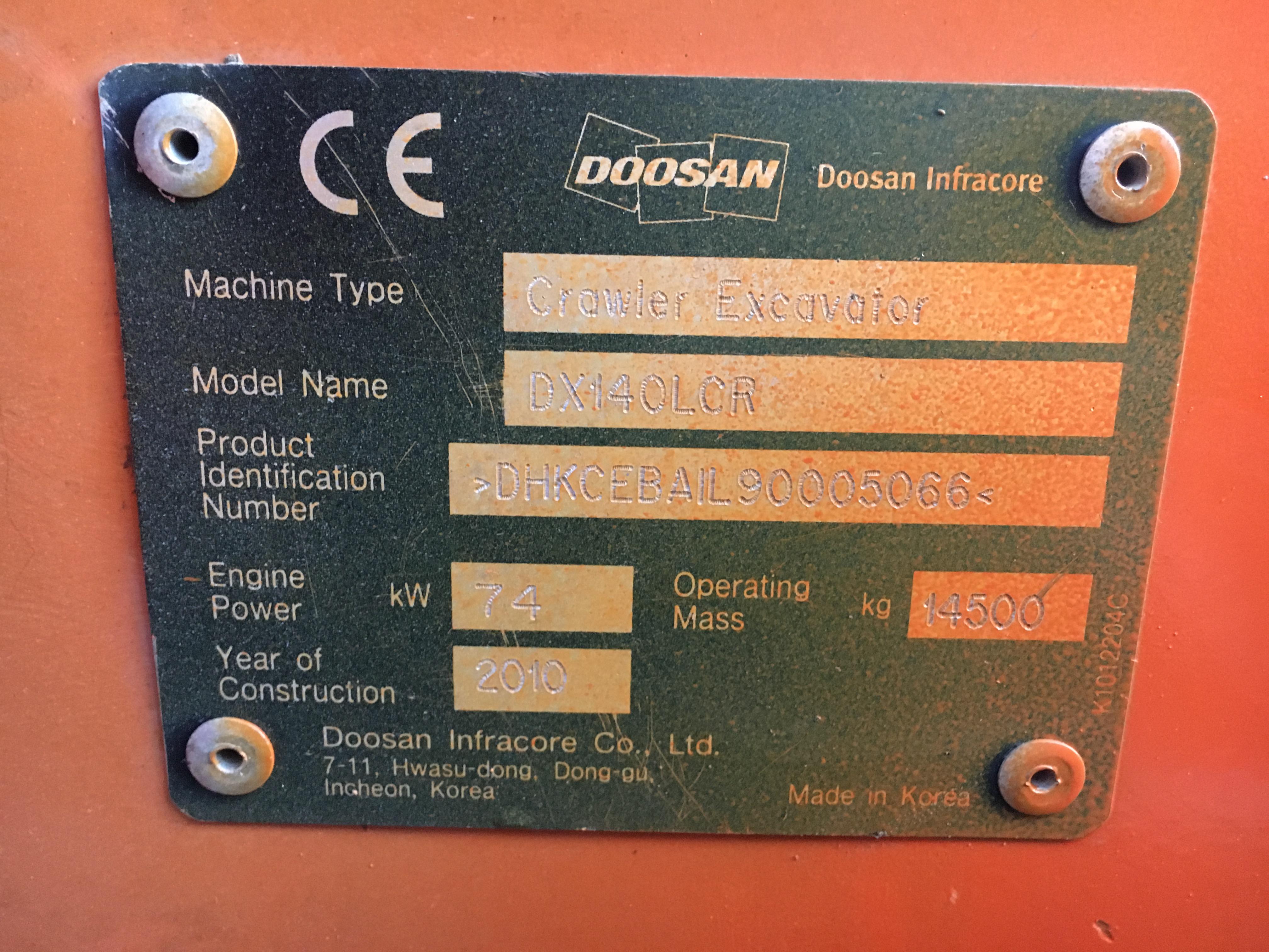 Doosan DX140 005066 800427 (1).JPG